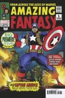 Amazing Fantasy 1 (Of 5) (Vol. 3) Andrews Variant