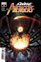Savage Avengers 22