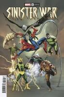 Sinister War 1 (Of 4) (Vol. 1) Frank Variant
