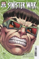 Sinister War 1 (Of 4) (Vol. 1) Nauck Headshot Variant