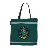 Stoff-Einkaufstasche Bag: Harry Potter Slytherin (38 x 34...