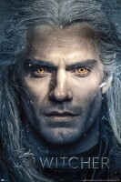 The Witcher Poster: Close Up Gerald