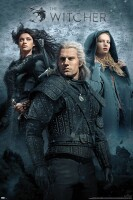 The Witcher Poster: Key Art Group