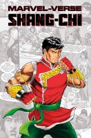 Marvel-Verse - Shang-Chi (Marvel Paperback 182)