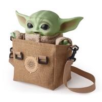 Star Wars The Mandalorian Plüschfigur mit Sound: The...
