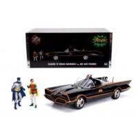 DC Comics Diecast Modell 1/18 Classic Batmobil