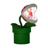 Super Mario Lampe Nachtlicht Piranha Venus Fliegenfalle