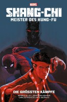 Shang-Chi - Meister des Kung-Fu - Die größten...