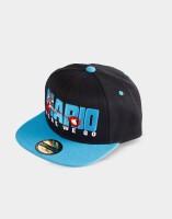 Super Mario Baseball Cap Snapback - Summer Olympics Letters