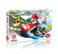 Mario Kart Puzzle Funracer (1000 Teile)