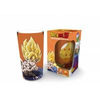 Dragon Ball Z Trinkglas Goku (400 ml)