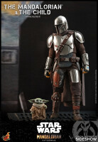 Star Wars The Mandalorian Großfigur: The...
