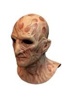 Nightmare II - Die Rache Deluxe Latex-Maske Freddy Krueger