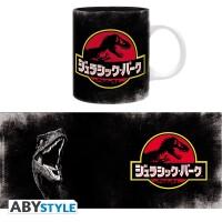 Jurassic Park Keramiktasse - Raptor (320 ml)
