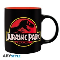 Jurassic Park Keramiktasse - T-Rex (320 ml)