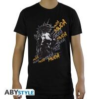 Jojos Bizarre Adventure T-Shirt - Muda (schwarz)