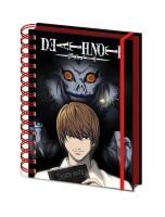 Death Note Notizbuch: Shadow (DIN A5)