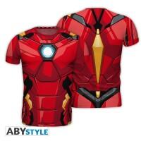 Iron Man T-Shirt - Iron Man Costume (multicolor)