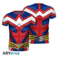 My Hero Academia T-Shirt - Replica All Might (fullprint)