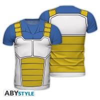 Dragonball Z T-Shirt - Vegeta Costume (multicolor)