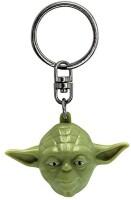 Star Wars Schlüsselanhänger: Yoda Head 3D