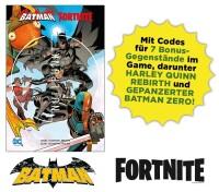 Batman/Fortnite - Nullpunkt Paperback