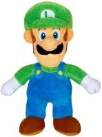 Super Mario Plüschfigur: Luigi (20 cm)