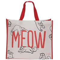 Simons Cat Einkaufstasche MEOW