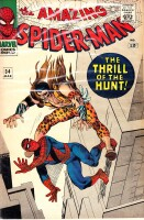 Amazing Spider-Man 34