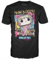 Birds of Prey Funko POP! T-Shirt - Harley Heartbroken...
