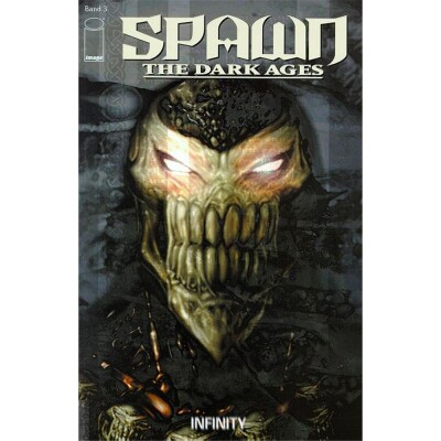 Spawn The Dark Ages #03 Variant