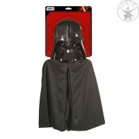 Star Wars: Darth Vader Jugendkostüm-Set (Cape und...