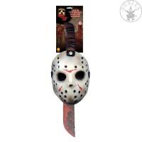 Friday the 13th: Jason Maske und Machete