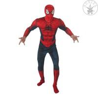 Spider-Man Erwachsenenkostüm mit Muskeln...
