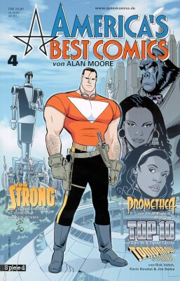Americas Best Comics 04 Softcover