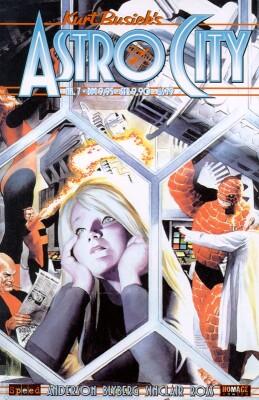 Astro City 07 Variant