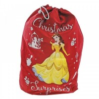 Disney Weihnachts-Sack Beauty and the Beast