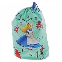 Disney Weihnachts-Sack Alice im Wunderland
