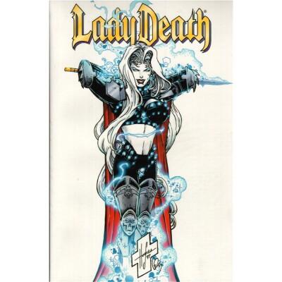 Lady Death TPB 02: Gottlose Wege