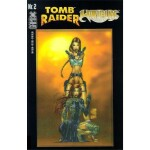 Gamix 02: Tomb Raider / Witchblade (3D-FX) Cover B