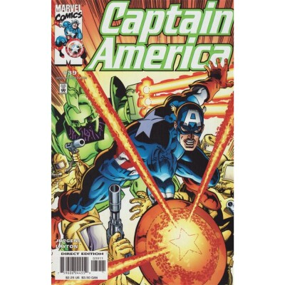 Captain America 39 (Vol. 3)