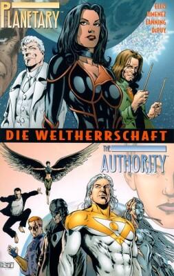 Planetary / Authority : Weltherrschaft