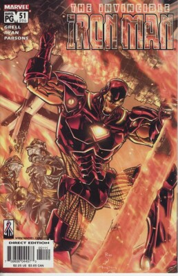 Iron Man (Vol. 3) 51