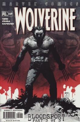 Wolverine 169 (Vol. 2)