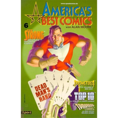 Americas Best Comics 06 Softcover