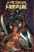 Medieval Witchblade Hardcover