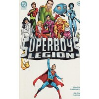 DC Showcase 01: Superboys Legion