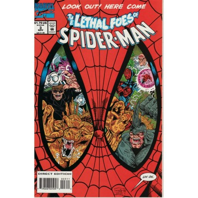 Lethal Foes of Spider-Man 3 (of 4)