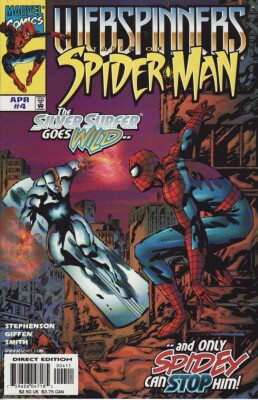 Webspinners Tales of Spider-Man 4