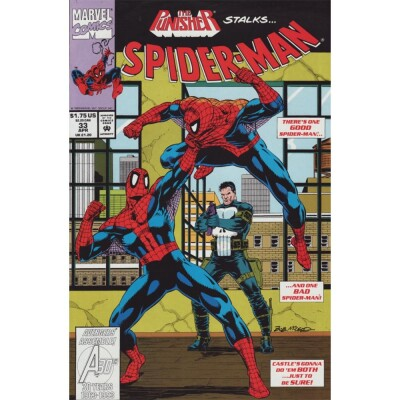 Spider-Man 33 (Vol. 1)